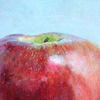 Egg Tempera Apple